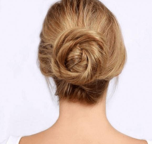 гулька як вид зачіски нашвидкуруч