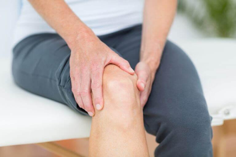 правильна вага, щоб мати сильні коліна