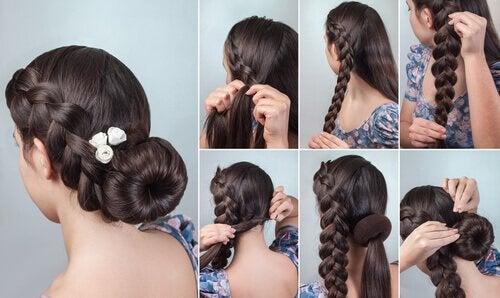 5 красивих зачісок, які можна зробити нашвидкуруч