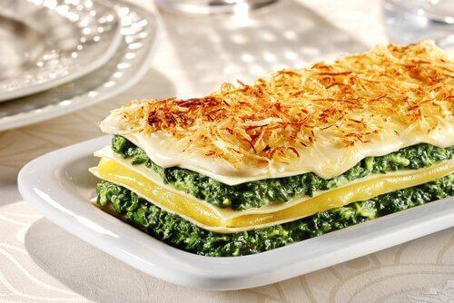 смачні страви зі шпинатом