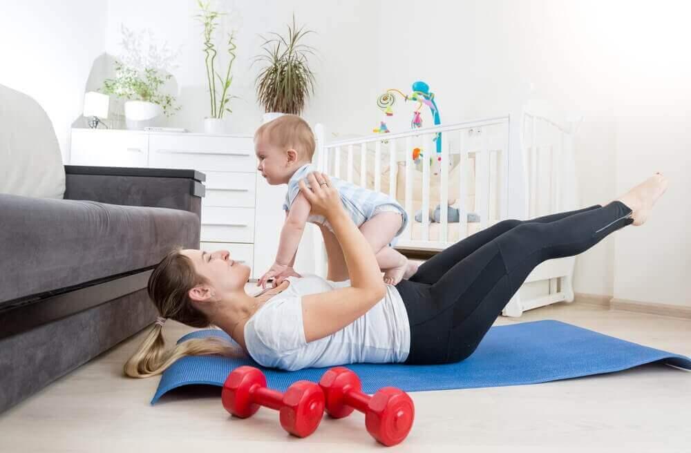 здоров'я та материнство після 35