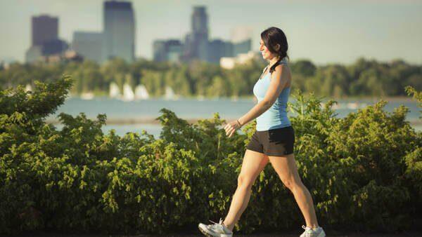 переваги щоденних прогулянок