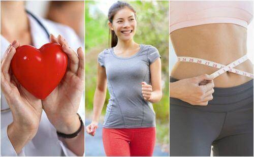 7 змін, до яких призводять щоденні піші прогулянки