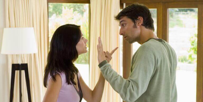 помилка партнера - причина розпаду стосунків