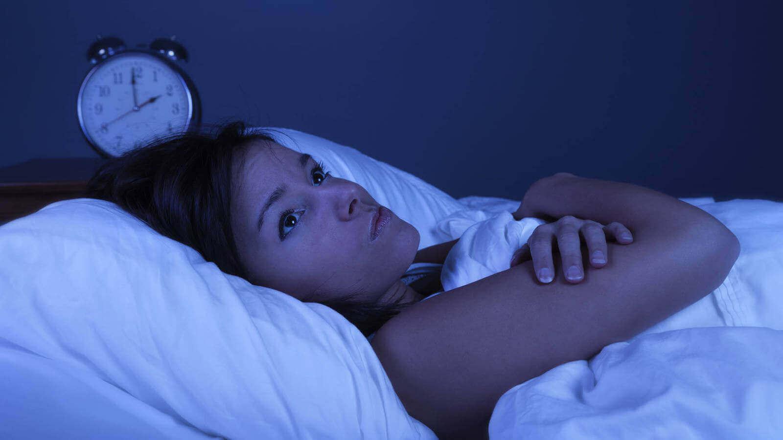 що робити прокинулися посеред ночі
