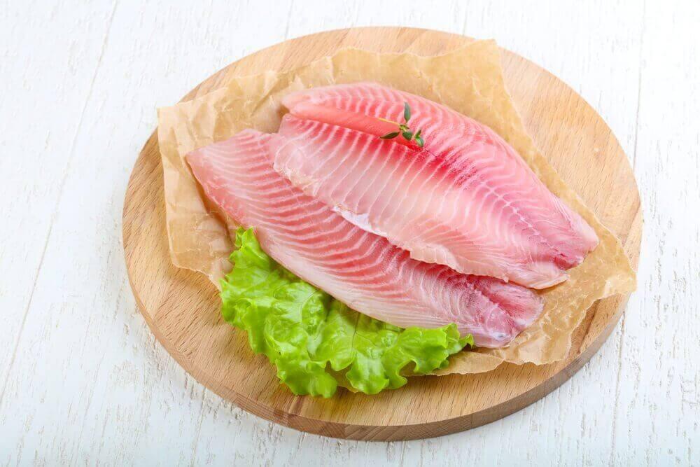 риба в раціоні