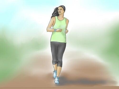 Щоденні прогулянки допоможуть зберегти форму