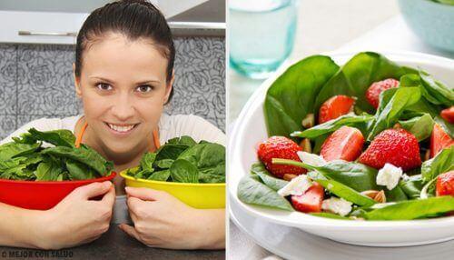 Смачні страви зі шпинатом, які варто спробувати