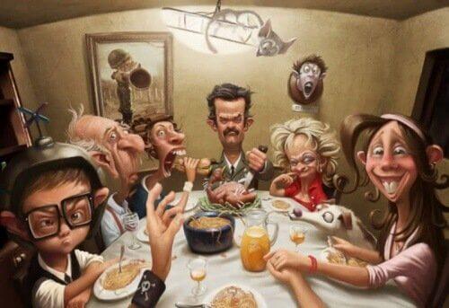 токсичні сім'ї та батьки