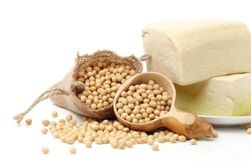 соєві білкові продукти