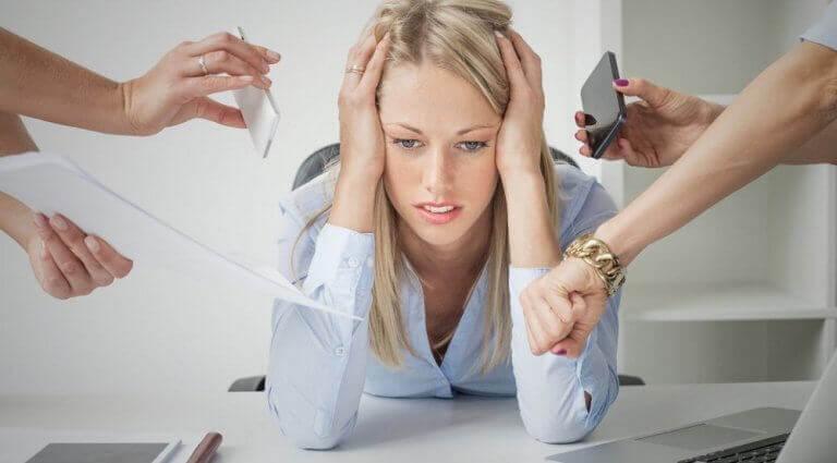 стрес погіршує роботу щитоподібної залози