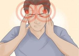 Симптоми і способи подолання стресового головного болю