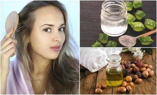 5 способів лікування тонкого волосся