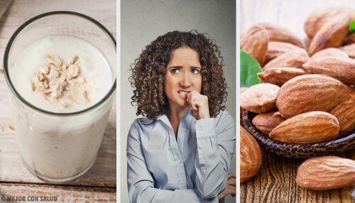10 продуктів, щоб природно заспокоїти тривогу