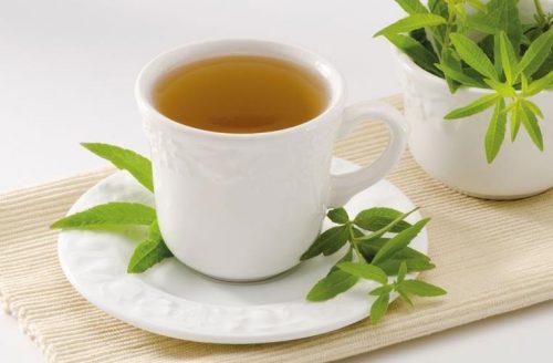 чай з вербени