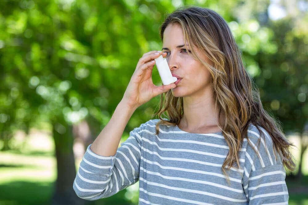 Симптоми астми, причини та діагностика