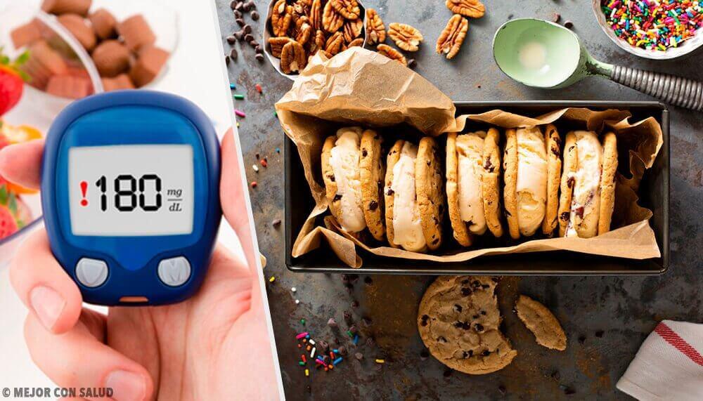 Чотири десерти для діабетиків