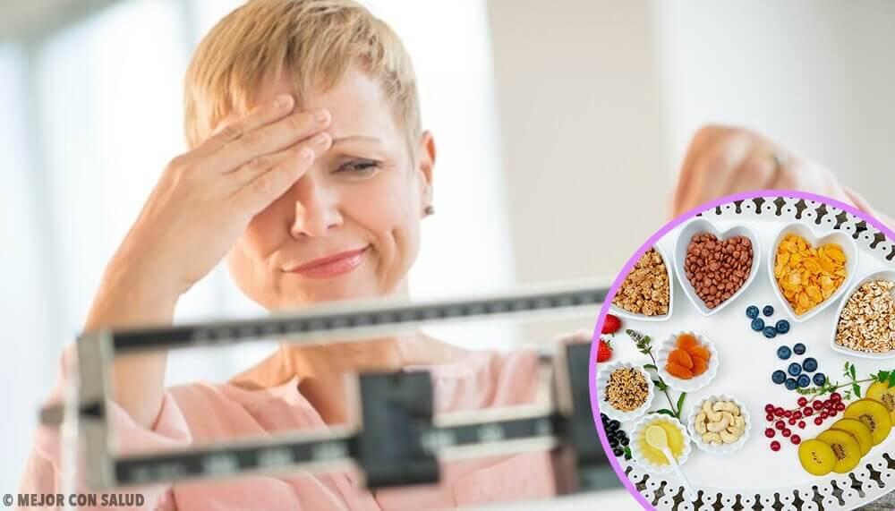 Ідеальна дієта для зниження ваги в період менопаузи