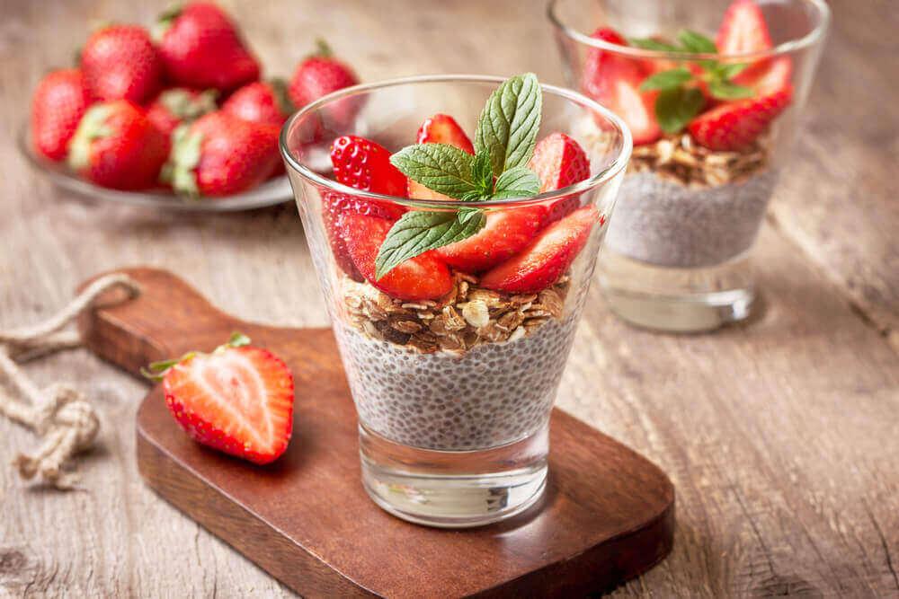 смачні десерти для діабетиків