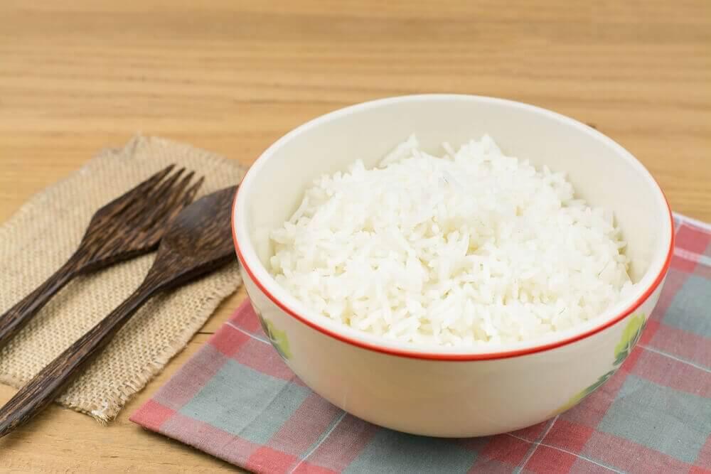 Корисний спосіб споживання рису