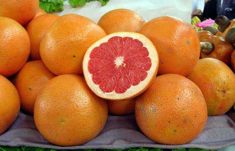 Грейпфрут для детоксикації організму