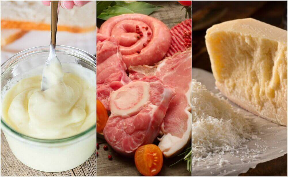 6 продуктів, які містять поганий холестерин