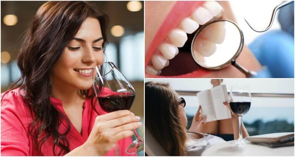 8 причин помірно пити червоне вино