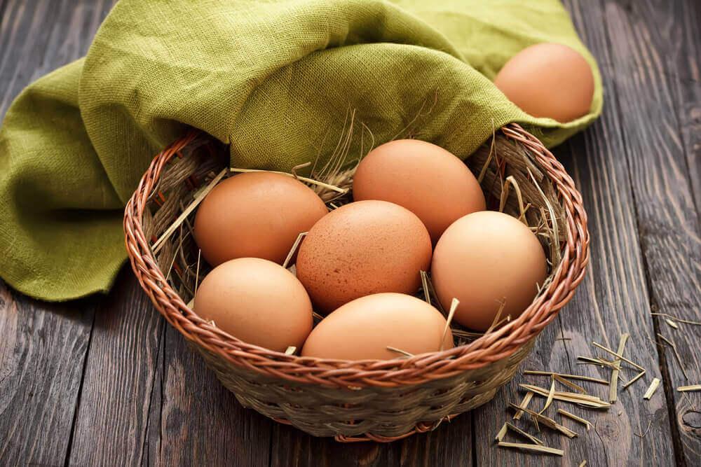 яйця для боротьби з поганим настроєм