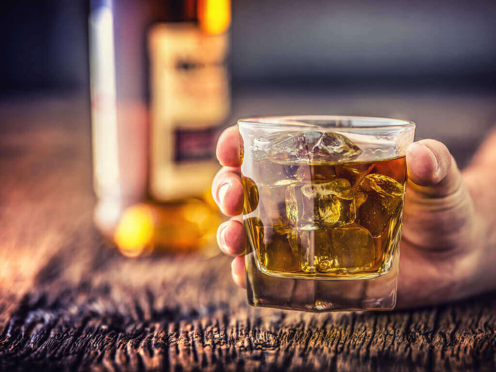 вплив алкоголю на показники тонометра