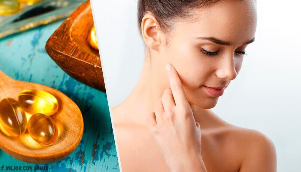 5 способів використання капсули вітаміну Е на шкірі
