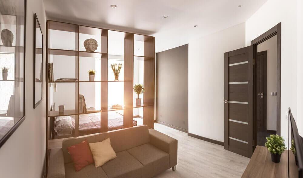 Оригінальні розділювачі для кімнат: 9 порад