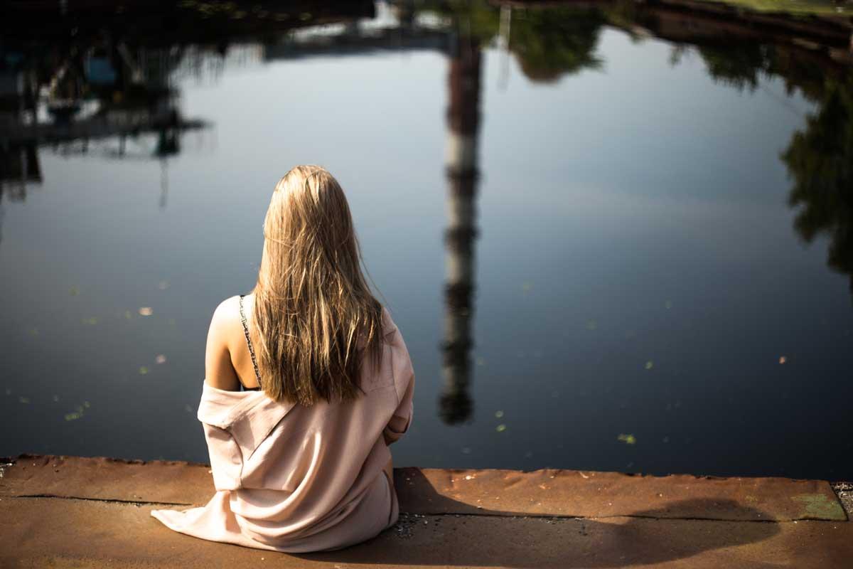 прислухайтеся до себе і полюбіть самотність