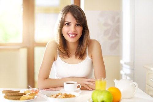 хороший сніданок, щоб схуднути, не страждаючи