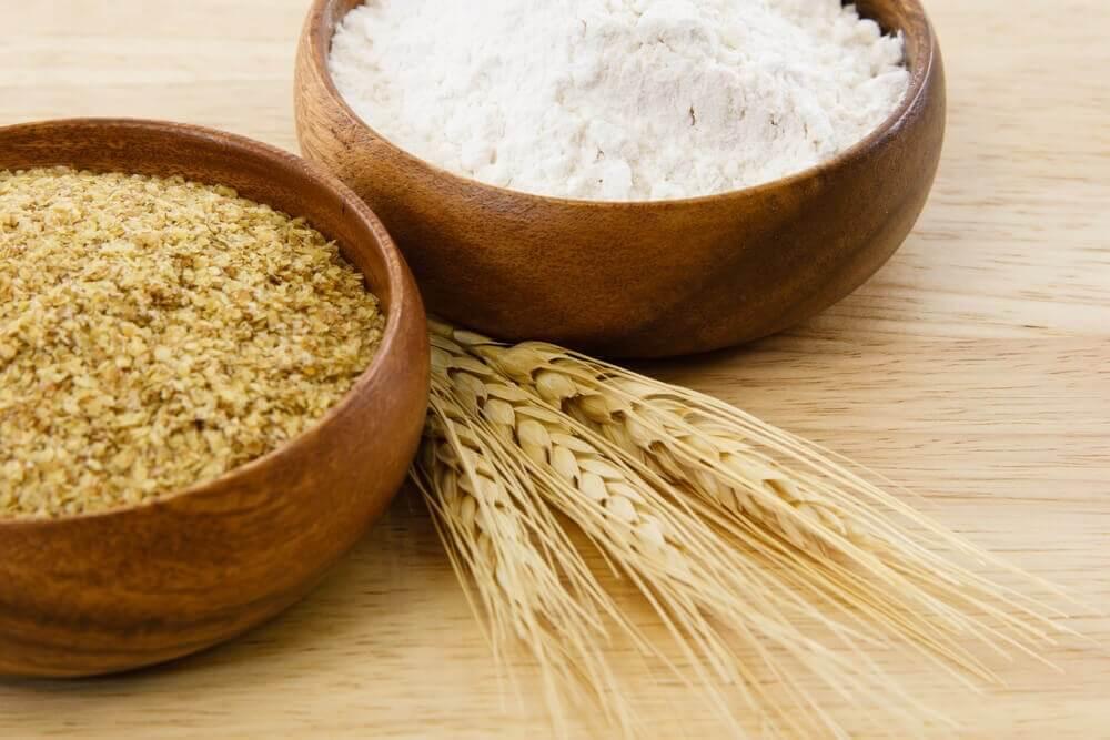 пшеничний зародок для підтягування шкіри
