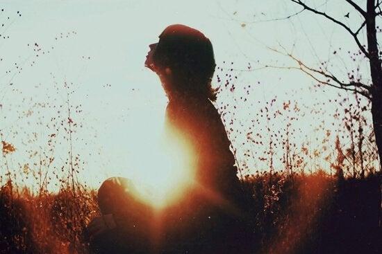 самотність допоможе очистити думки
