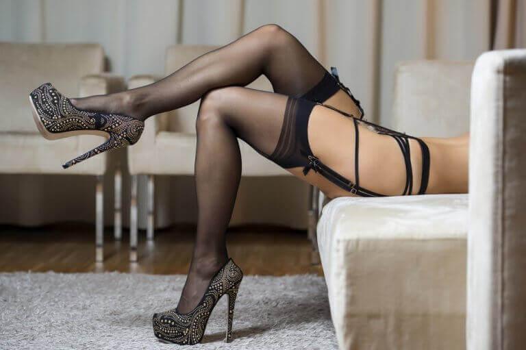 сексуальні фетиші з взуттям