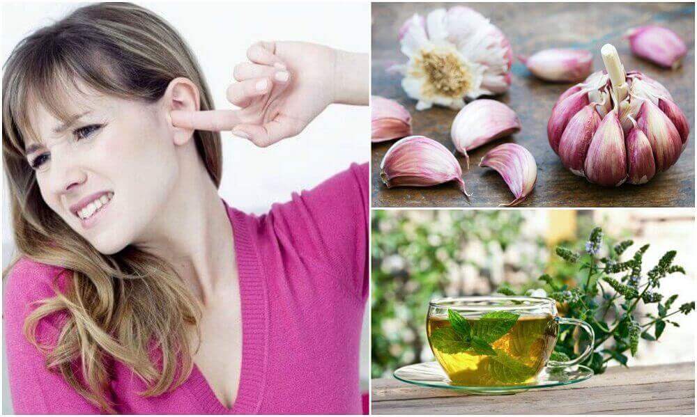 Як зменшити шум у вухах: 5 природних засобів