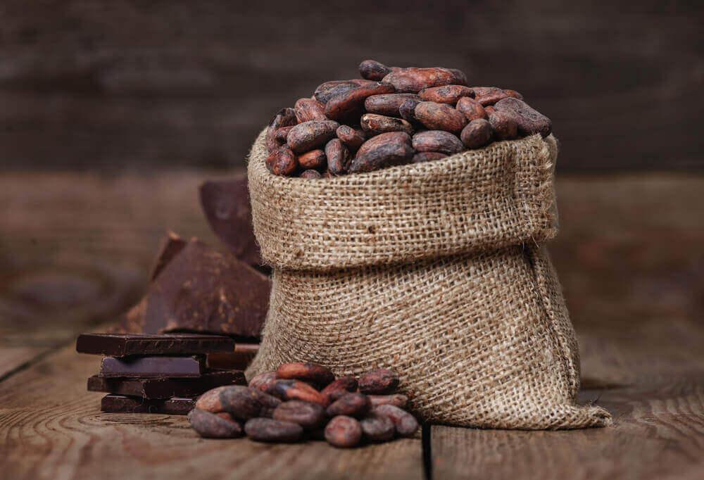 какао від поганого настрою