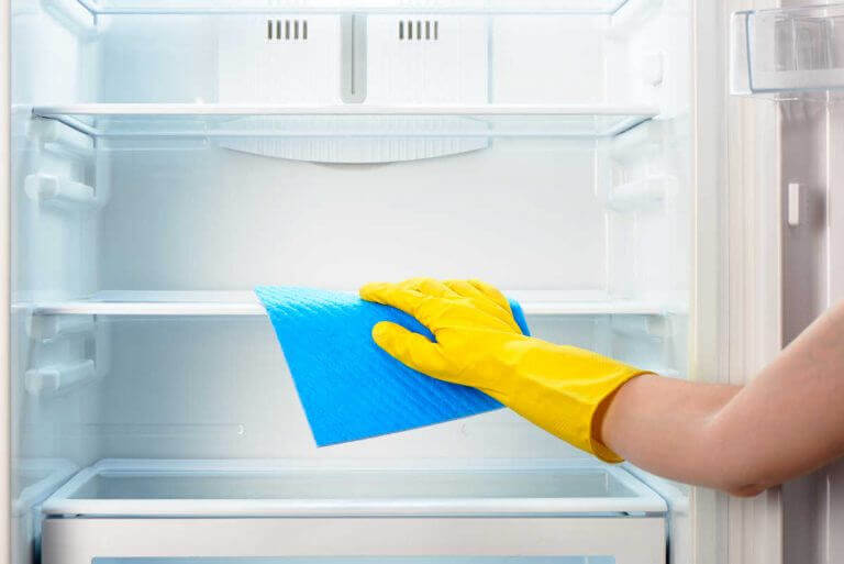 чому потрібно часто мити холодильник