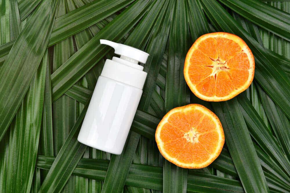 домашні нічні креми з апельсином