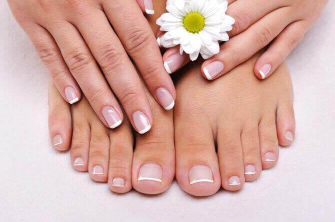 Натуральне лікування проблем із нігтями