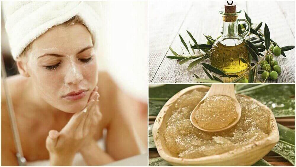 Засоби з оливковою олією для вашої шкіри