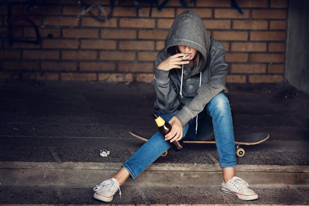 наркотики в підлітковому віці