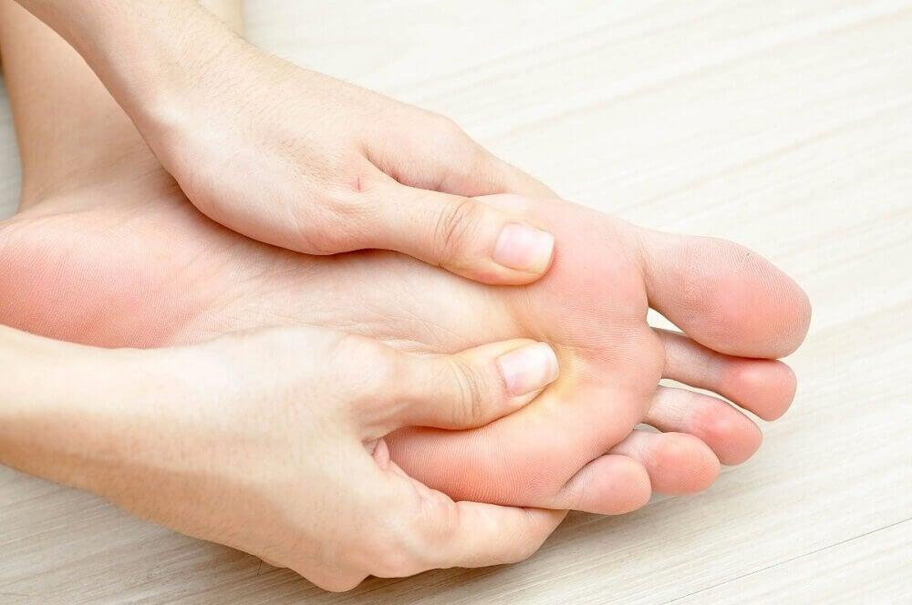 проблеми з ногами - симптоми діабету