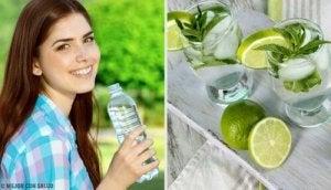 7 способів, як пити більше води щодня