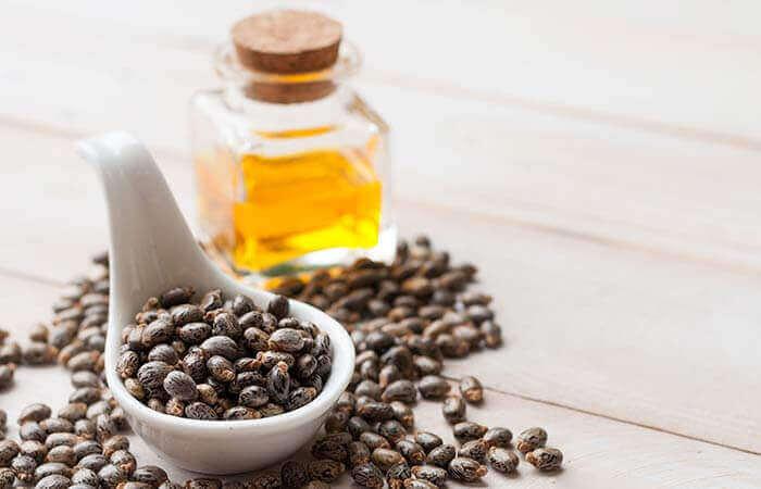 рицинова олія для лікування ВПЛ