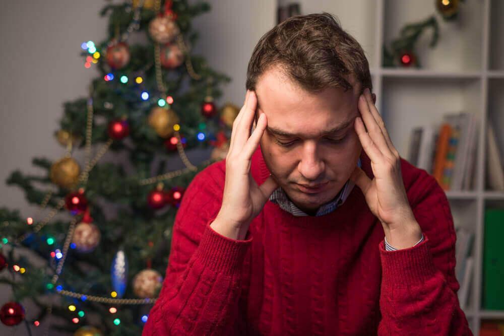 стрес на Різдво