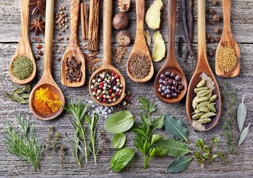 спеції можуть прискорити метаболізм