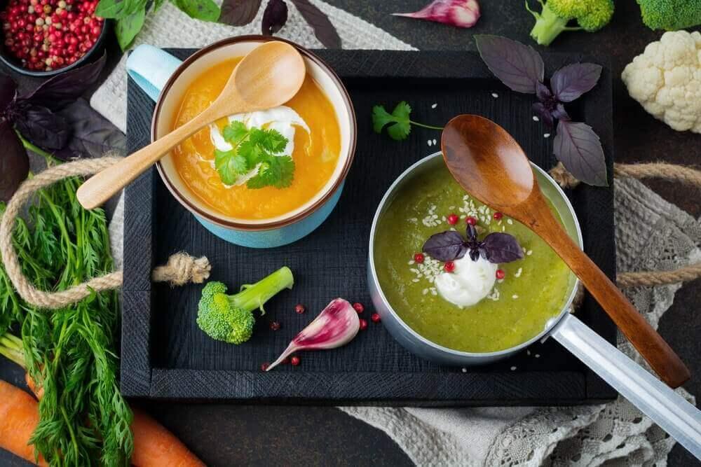 триденні детокс-дієти на супах