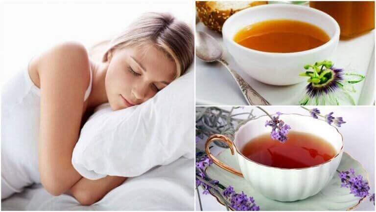 Як приготувати 5 чаїв, щоб краще спати